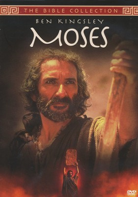 Moses, The Bible Collection Series DVD   -
