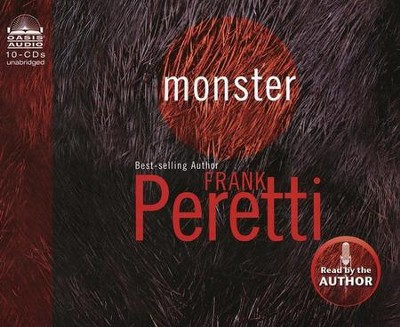 Monster                      - Audiobook on CD            -     By: Frank Peretti