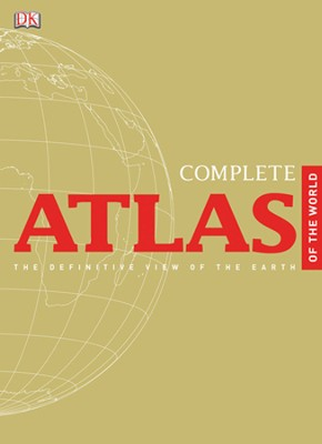 Complete Atlas of the World, 2nd Edition  -