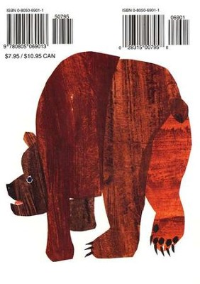 Oso Pardo, Oso Pardo, &#191Qu&#233 Ves Ah&#237?, Libro de Carton  (Brown Bear, Brown Bear, What Do You See?, Board Book)  -     By: Bill Martin Jr.     Illustrated By: Eric Carle