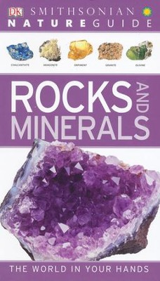 Nature Guides Rocks and Minerals  -