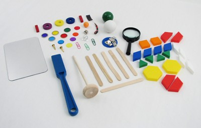 McRuffy Kindergarten & Grade 1 Science Lab Kit   -