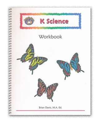 Mcruffy Science Grade K Workbook    -