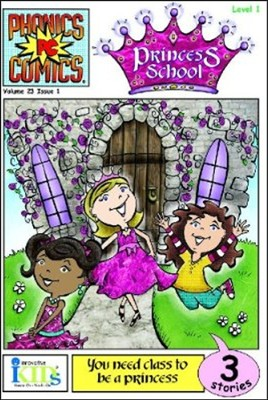 Princess School: You Need Class to be a Princess Level 1  -     By: Heather Alexander     Illustrated By: Carrie Hartman