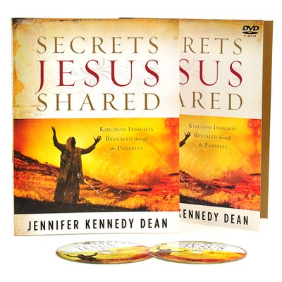 Secrets Jesus Shared - Leaders Kit the Parables--Leader's Kit  -     By: Jennifer Kennedy Dean