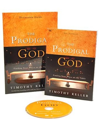 The Prodigal God Discussion Guide with DVD: Finding Your Place at the Table  -     By: Timothy J. Keller