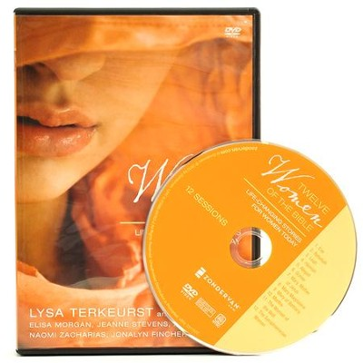 Twelve Women of the Bible: A DVD Study: Life-Changing Stories for Women Today  -     By: Lysa TerKeurst, Elisa Morgan, Amena Brown