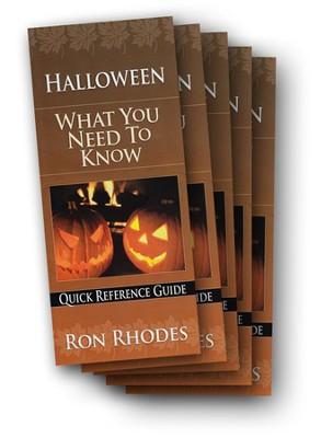 Halloween: What You Need To Know--5 Pack   -     By: Ron Rhodes