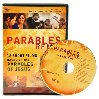 Parables Remix: A DVD Study: 18 Short Films Based on the Parables of Jesus  -