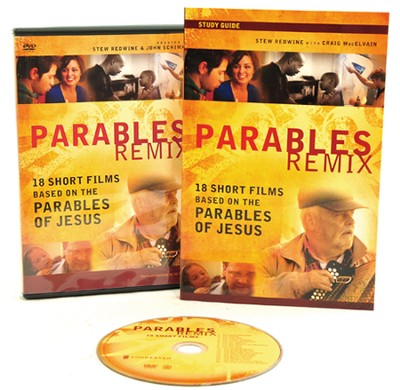 Parables Remix Study Pack, DVD & Study Guide   -