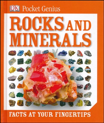 Pocket Genius Rocks and Minerals  -