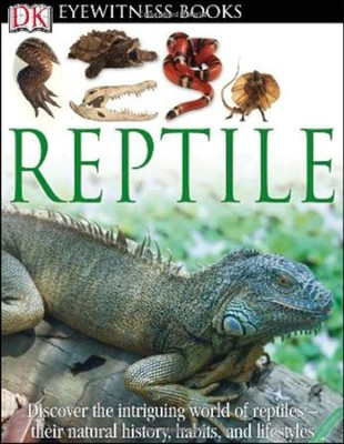 DK Eyewitness Books: Reptile  -     By: Colin McCarthy