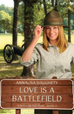 Love Is a Battlefield - eBook  -     By: Annalisa Daughety