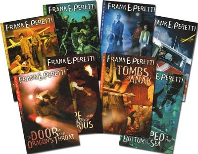 Cooper Kids Adventures, Volumes 1-8  -     By: Frank Peretti