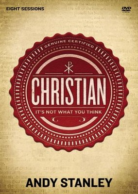 Christian: A DVD Study: It's Not What You Think  -     By: Andy Stanley