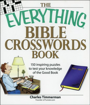 The Everything Bible Crosswords Book - Slightly Imperfect  -     By: Charles Timmerman