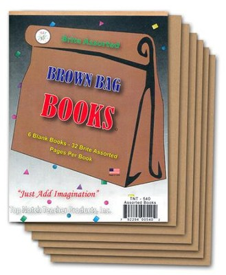 Assorted Brown Bag Books  -