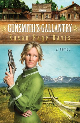 Gunsmith's Gallantry - eBook  -     By: Susan Page Davis