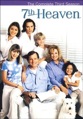 7th Heaven, Season 3 DVD Set   -