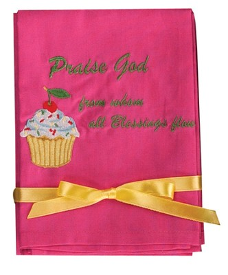 Praise God From Whom All Blessings Flow Hand Towel  -