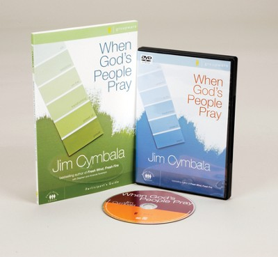 When God's People Pray Participant's Guide with DVD: Six Sessions on the Transforming Power of Prayer  -     By: Jim Cymbala