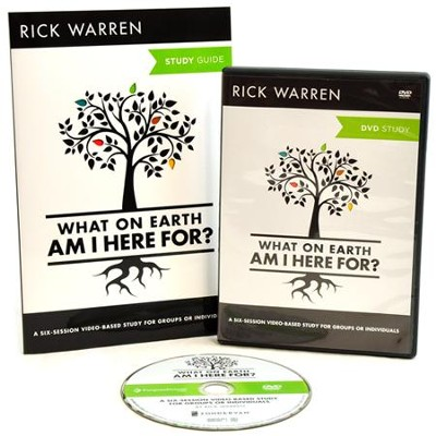 What on Earth Am I Here For?: Six Sessions on The   Purpose Driven Life, Expanded Edition,Study Guide & DVD  -     By: Rick Warren