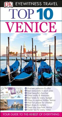 Top 10 Venice  -     By: Gillian Price
