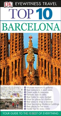 Top 10 Barcelona  -     By: Annelise Sorensen, Ryan Chandler, Mary-Ann Gallagher