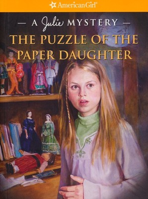 The Puzzle of the Paper Daughter  -     By: Kathryn Reiss