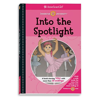 Into the Spotlight  -     By: Erin Falligant
