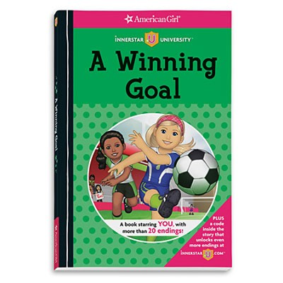 A Winning Goal  -     By: Laurie Calkhoven