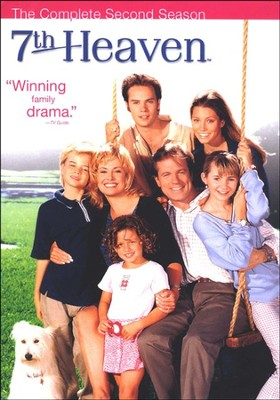 7th Heaven, Season 2 DVD Set   -