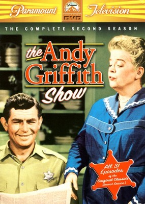 Andy Griffith Show, Season 2 DVD Set   -