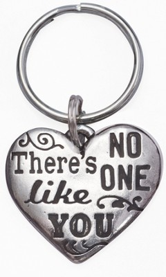 No One Like You Keyring   -