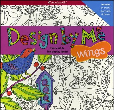 Design by Me: Wings  -     Edited By: Trula Magruder     By: Trula Magruder(Ed.)
