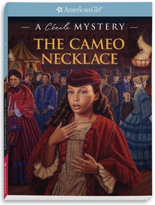 The Cameo Necklace: A Cecile Mystery  -     By: Evelyn Coleman