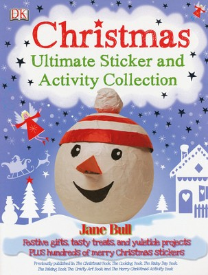 Christmas Ultimate Sticker and Activity Collection  -     By: Jane Bull