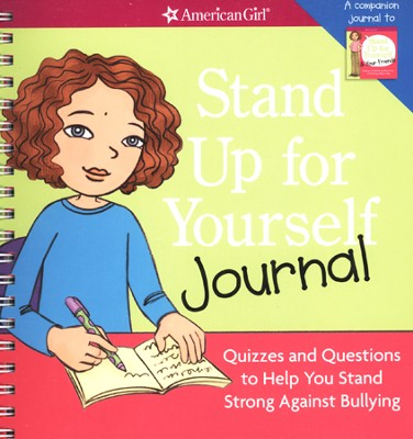 Stand Up for Yourself Journal  -     By: Erin Falligant