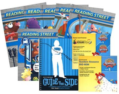 Scott Foresman Reading Street Grade 1 Homeschool Bundle   -