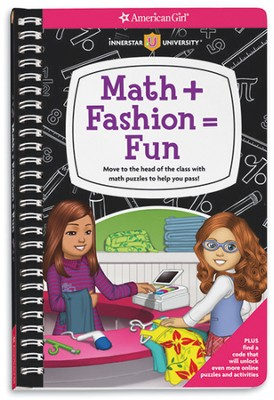 Math + Fashion = Fun: Move to the Head of the Class With Math Puzzles to Help You Pass!  -     Edited By: Aubre Andrus     By: Aubre Andrus
