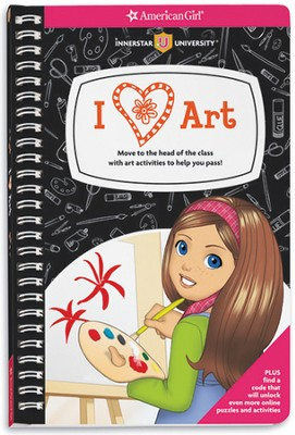 I Heart Art! Move to the Head of the Class with Art Activities to Help You Pass!  -     By: Aubre Andrus