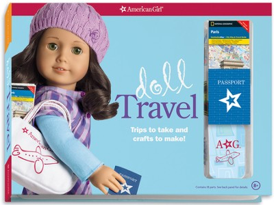 Doll Travel: Trips to Take and Crafts to Make!  -     By: Trula Magruder