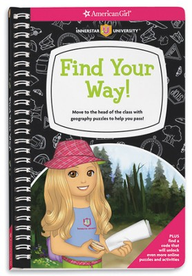Find Your Way! Move to the Head of the Class with Geography Puzzles to Help You Pass!  -     By: Kristi Thom