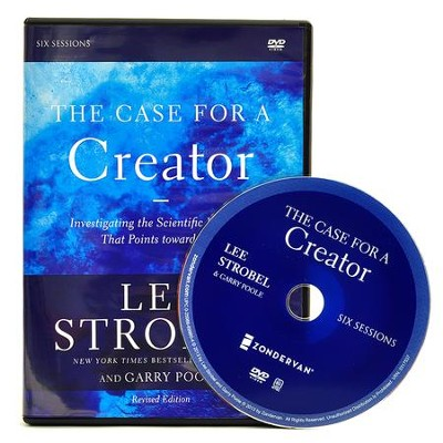 The Case for a Creator - Revised Edition, DVD   -     By: Lee Strobel, Garry Poole