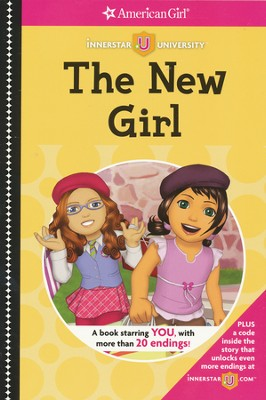The New Girl  -     By: Laurie Calkhoven