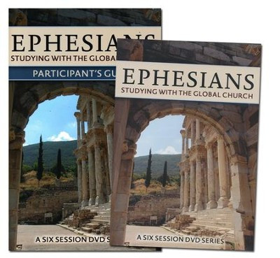 Ephesians: Studying with the Global Church DVD Curriculum  -     By: Lindsay Olesberg