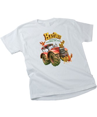 HayDay! Weekend VBS Tshirt, Adult 3XL, 54-56  -