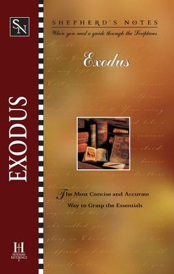 Shepherd's Notes on Exodus - eBook   -