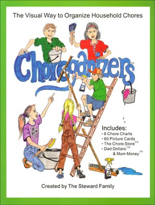 Choreganizers   -     By: Jennifer Steward