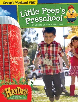 Little Peep's Preschool Leader Manual  -